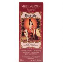 Chocolate Henne Henna Liquid Hair Dye Colouring Cream
